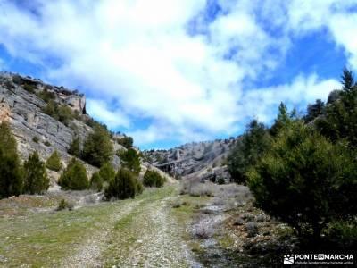 Fuentona y Sabinar de Calatañazor;abantos sierra aitana lago de san mauricio la tejera negra